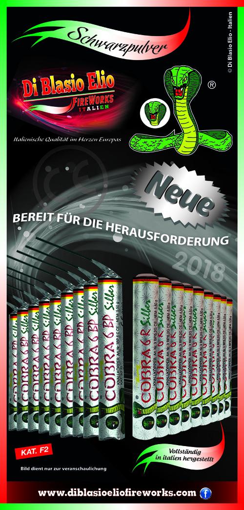 di blasio - digital kit poster silber DE